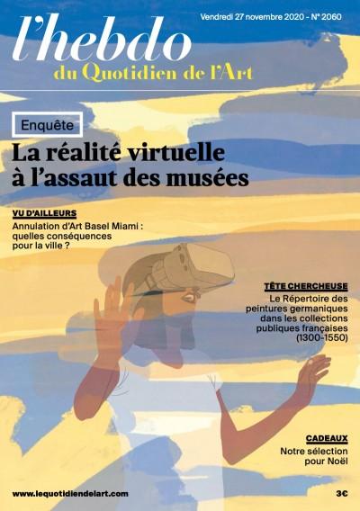 La réalité virtuelle l'assaut des musées