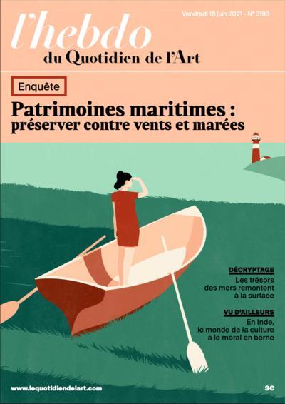 Couverture de Patrimoines maritimes