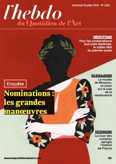 Couverture de Nominations : les grandes manœuvres