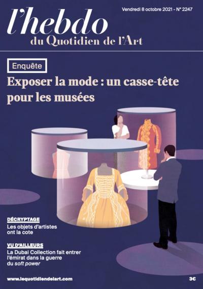 Couverture de Exposer la mode : un casse-tête pour les musées