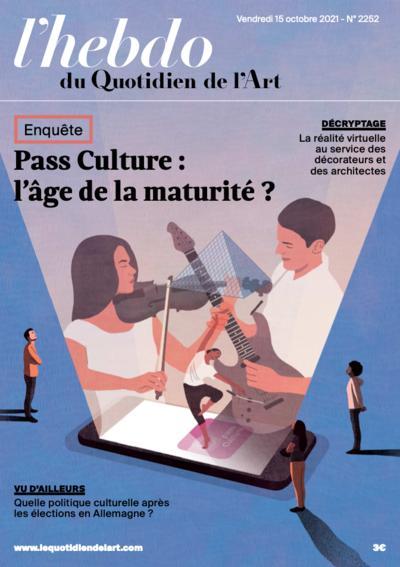 Couverture de Pass Culture : l'âge de la maturité ?
